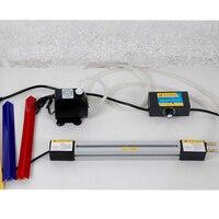 1 conjunto 23 23 acrylic (60cm) acrílico quente-máquina de dobra plexiglass placa de plástico pvc dispositivo de dobra sinais de publicidade e caixa de luz