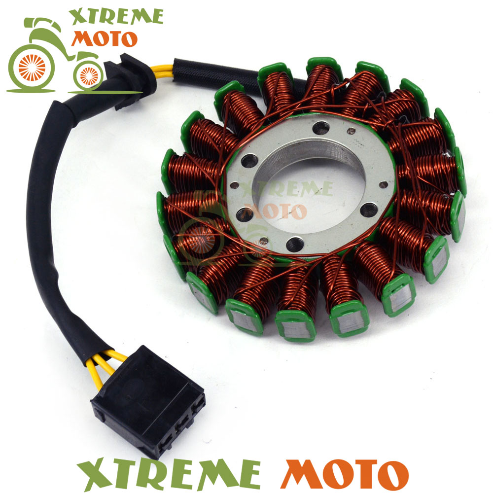 Magneto Engine Stator Generator Charging Coil Copper Wires For CBR1000RR 2004 2005 2006 2007 Motorcycle Dirt Bike Free Shipping