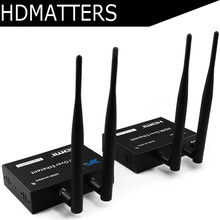 Wireless HDMI extender wifi 2.4G/5G HDMI transmitter Receiver up to 100m with HDMI extender Loop out HDMi TCP/IP compliant