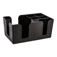 Bar Pub Tidy Napkin Straw Storage Box Cocktail Stirrer Condiment Holder Hot Sale
