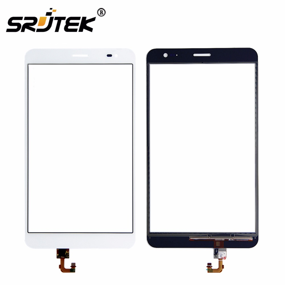 New For Huawei MediaPad X1 7.0 Touch Screen Digitizer Assembly Replacement X1 7D-501u Tablet Touch Panel High Quality стоимость
