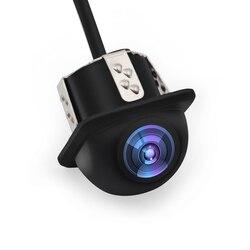 Caméra de recul voiture 12 V connecteur RCA vision nocturne véhicule caméra de recul étanche universelle 20mm caméra forée