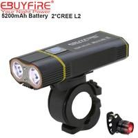 Fahrradlicht Bike Lights Bicycle LED Light USB Rechargeable Luz Led Bicicleta Wheel Bike Front Light Cycling