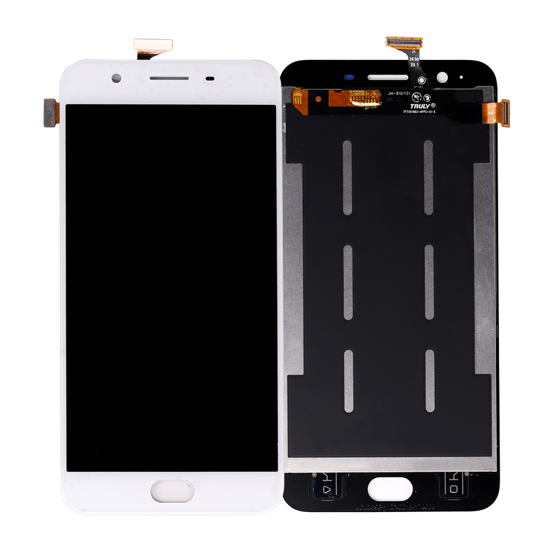 10PcsLot LCD for Oppo A59 Display Screen with Touch Digitizer Display for Oppo A59 Screen Assembly Free Shipping by DHL EMS