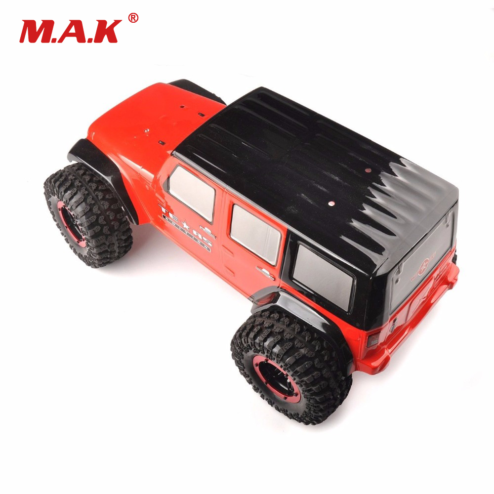 1:10 Scale Crawler RC Model Car SCX10 Shell Carbon Fibre CNC Frame OP Kit fujimi 09194 gp2 1 20 scale fomula one model f1 car kit 126c2 1982