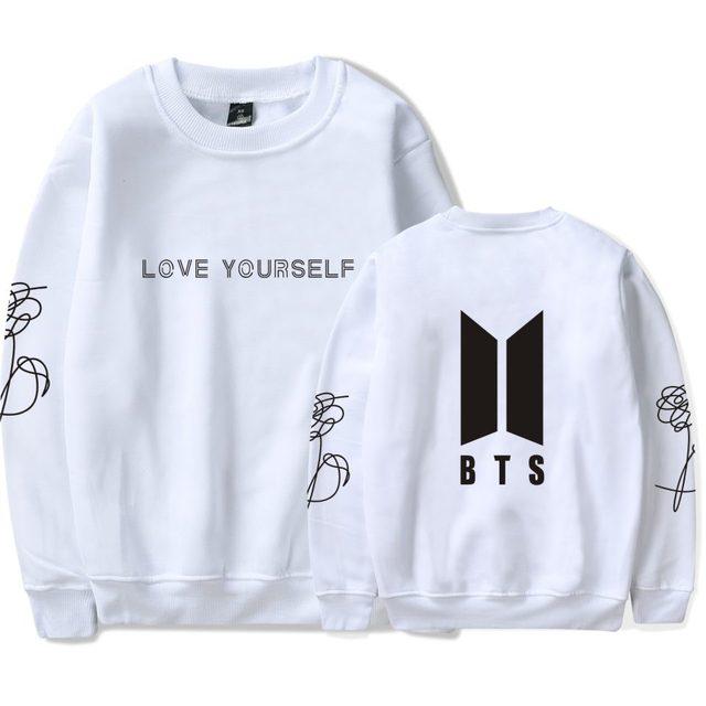 BTS Love Yourself Cover Sweatshirt #2