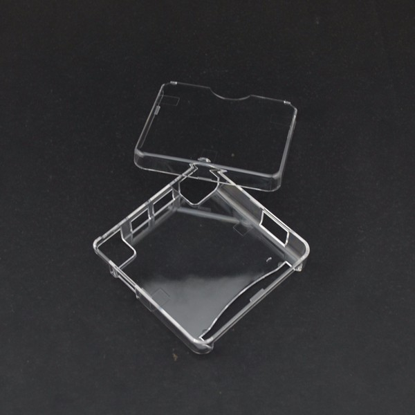 Hard Protective Shell Crystal Case til Nintendo Gameboy Advance SP GBA SP