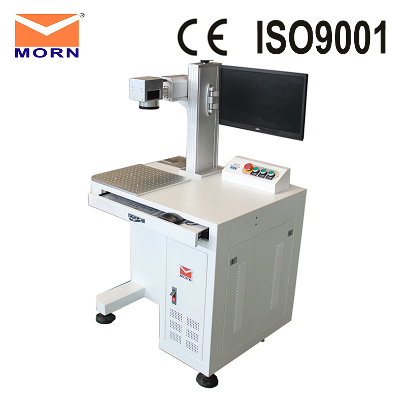 3d printer machine 20w MORN Fiber Laser marking/engraving machine China supplier factory