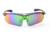 Óculos polarizados com 5 Lens carro montanha condução das mulheres dos homens espelho motorista óculos de sol esporte ao ar livre óculos femininos masculinos