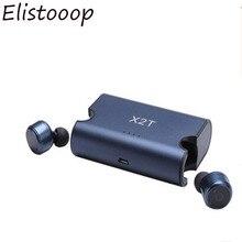 Лидер продаж 2018, беспроводные наушники Bluetooth X2T с шумоподавлением для Huawei, xiaomi