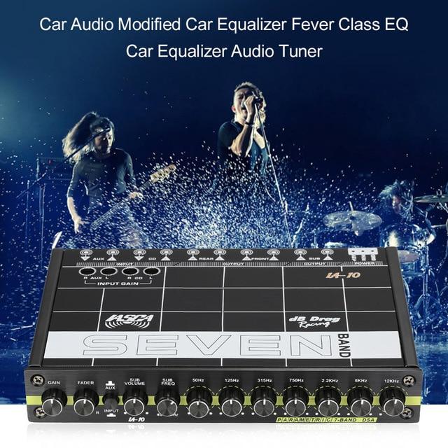 car audio modified car equalizer fever class eq car 7 equalizer carcar audio modified car equalizer fever class eq car 7 equalizer car audio tuner
