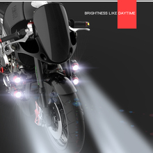 SPIRIT BEAST Motorcycle stent modification accessories auxiliary spotlights fixed bracket catches bumper fixture handlebar stent
