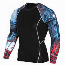Men Pro Quick Dry Workout Gymming Top Tee Sporting Runs Yogaing Compress Fitness Clothes Exercise Plus Size Clothing T Shirt 82