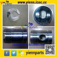 HINO DK10 Piston 13216-1080 with pin and clips 120mm For HINO bus and truck DK10 Diesel engine Spare parts