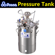 RT 20 AS Taiwan Prona Bao Li Coating Pressure Barrel Coating Stir Barrel Stainless Steel Point Rubber Pressure Barrel taiwan bao li original binding quality goods rt 10 a automatic stir pressure barrel 10 rise capacity paint pot