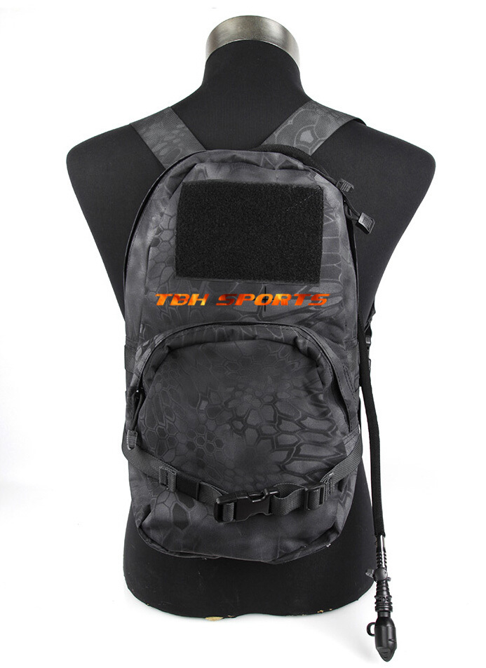 TMC MOLLE 3L Hydration Pack <font><b>MBSS</b></font> Modular Assault Pack Water Bag In Kryptek Typhon(SKU12050376) image