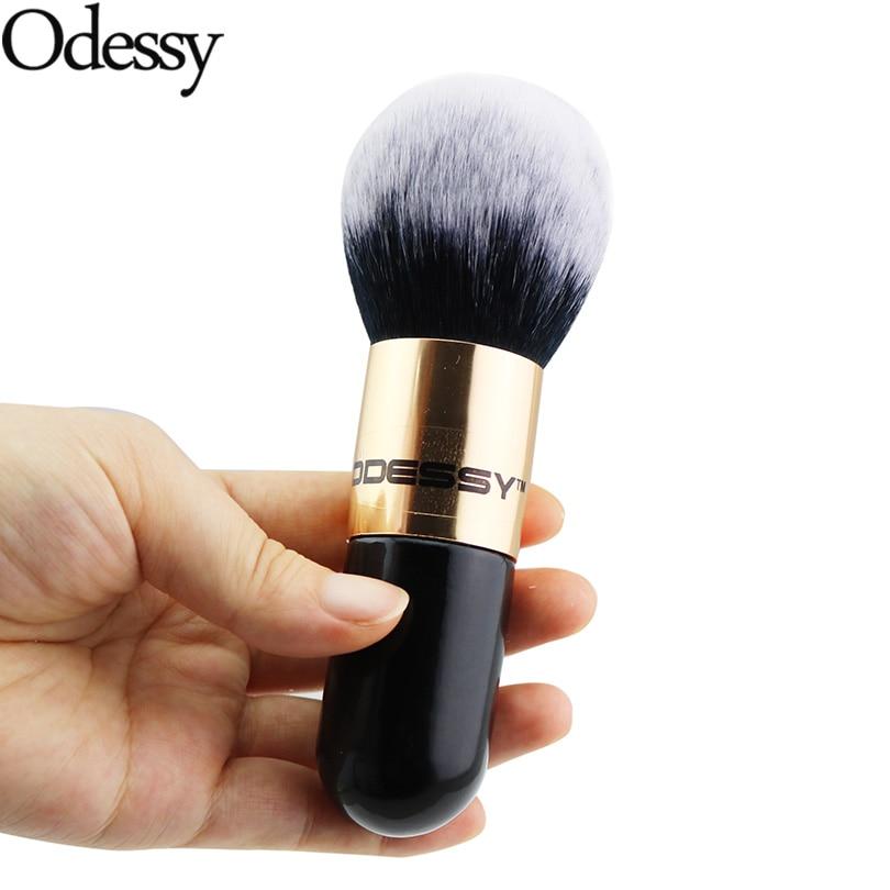 ODESSY Super Zachte 1 stks Grote Poeder Borstel Cosmetische - Make-up