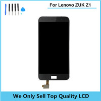 LCD Display For Lenovo ZUK Z1 Lcd Touch Screen Digitizer Glass Panel Assembly Without Frame Wholesale
