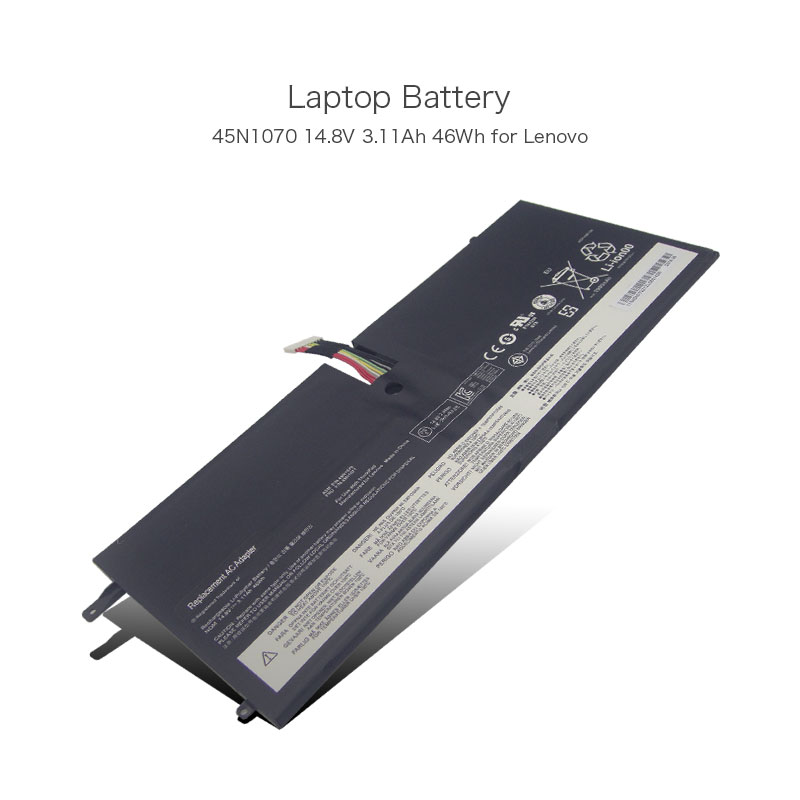 14.8V 3.11Ah 46Wh 45N1070 45N1071 Laptop Li-polymer Battery for Lenovo ThinkPad X1 Carbon Series 3444-54U 3444-53U Tablet 14 8v 46wh new original laptop battery for lenovo thinkpad x1c carbon 45n1070 45n1071 3444 3448 3460