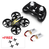 Lbla Free Battery Mini Drone RC Drone Quadcopters Headless Mode One Key Return RC Helicopter H36 Kids Best Toys For Boys CX 95