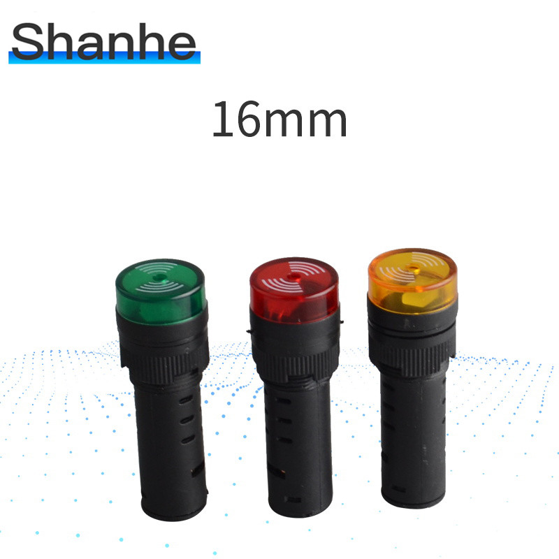 3 Rouge Flash Buzzers