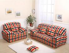 Home Furniture Chair Loveseat Sofa Couch Stretch Protector Cover Slipcover 1/2/3 Couch Stretch Protect Cover Slipcover