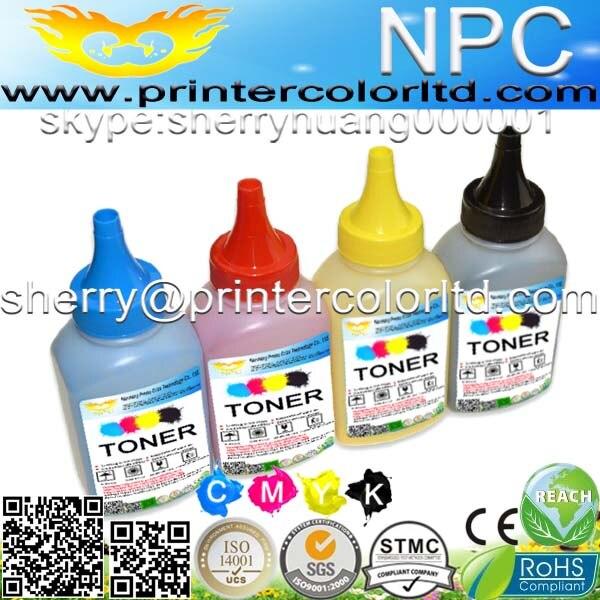 ФОТО 4x NON-OEM Toner Refill Kit  powder Compatible For Konica Minolta 1600 1600W 1650 1650EN 1650DND 1680 1680MF 1690 1690MF KCMY