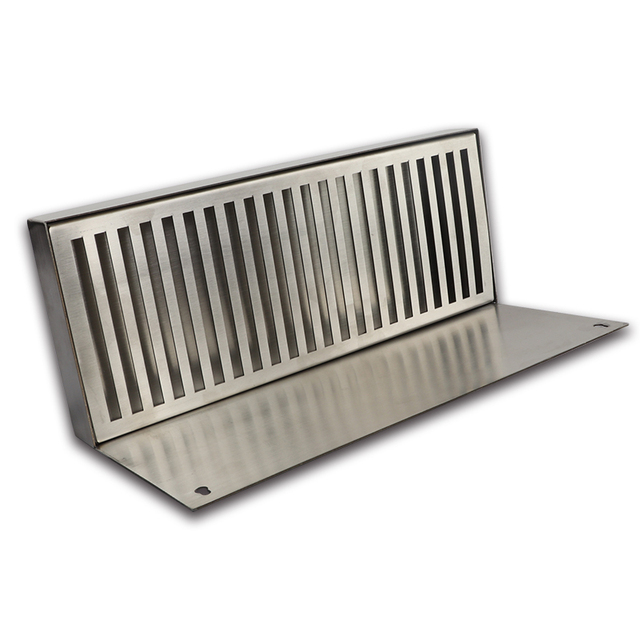 Handy Durable Eco-Friendly Stainless Steel Beer Tray