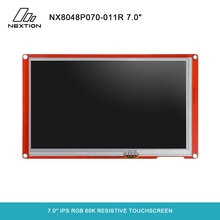 Nextion 7.0 nextion インテリジェントシリーズ NX8048P070 011R hmi ips rgb 65 18k 抵抗タッチスクリーンディスプレイモジュールエンクロージャなし