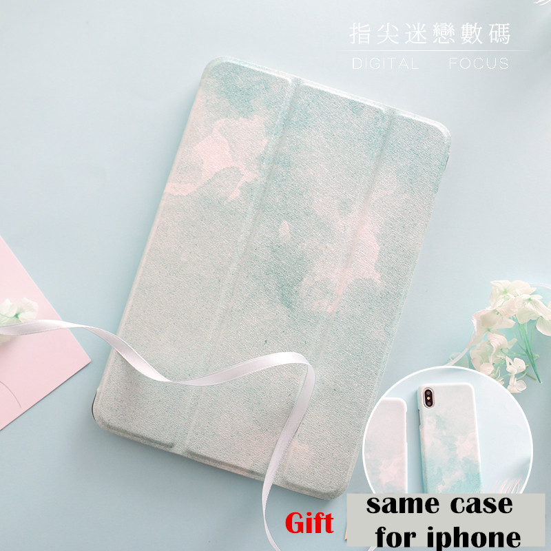 Simple mable Magnet PU Leather Case Flip Cover For iPad Pro 9.7 10.5 Air Air2 Mini 1 2 3 4 Tablet Case For New ipad 9.7 2017 personal magnet pu leather case flip cover for ipad pro 9 7 10 5 air air2 mini 1 2 3 4 tablet case for new ipad 9 7 2017 a1822