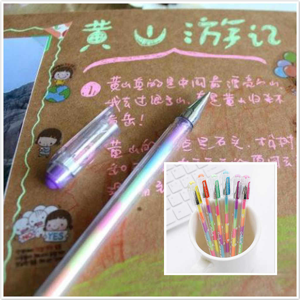 6 в 1 1 шт. кисть для рисования игрушки книга раскраска книга каракули ручка краска ing доска для рисования детские игрушки подарок на день рождения