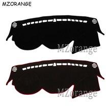 цена на MZORANGE Car Styling Covers Dashmat For Hyundai Sonata I45 2009- 2014 Dash Mat Sun Shade Dashboard Cover Capter 2010 2011-2014