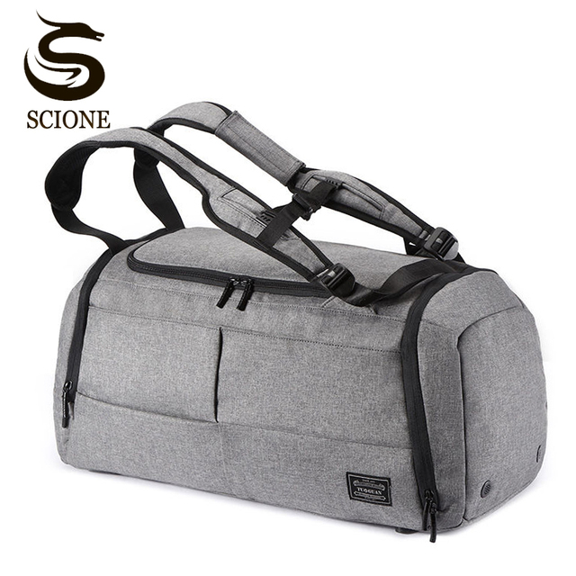 Multifunction Anti-theft Travel Bags  4