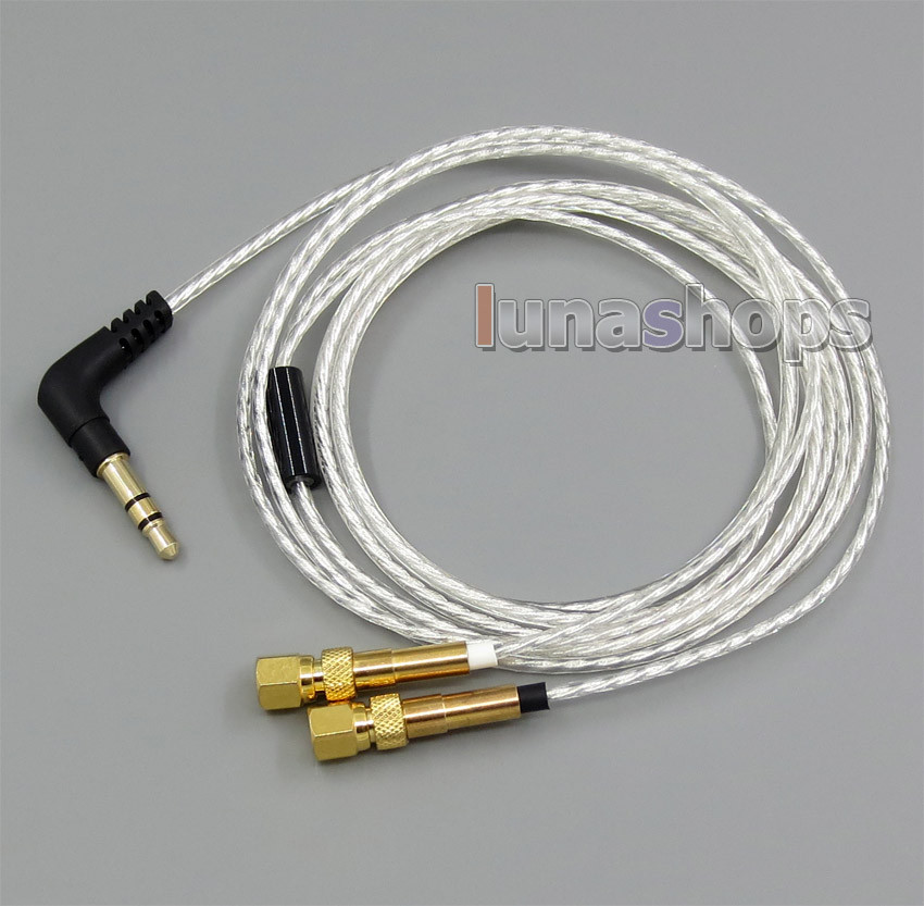 Cheap Price 4pin Xlr Pcocc Earphone Accessories Silver Plated Cable For Hifiman He400 He5 He6 He300 He560 He4 He500 He600 Headphone Ln004727 Less Expensive Consumer Electronics