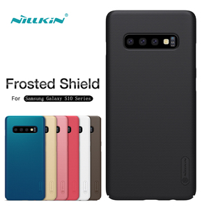 sFor Samsung Galaxy S10 Plus Case S10e S10 5G Cover Nillkin Frosted Shield Hard Back Matte Case For Samsung S20 Plus Ultra S20+(China)