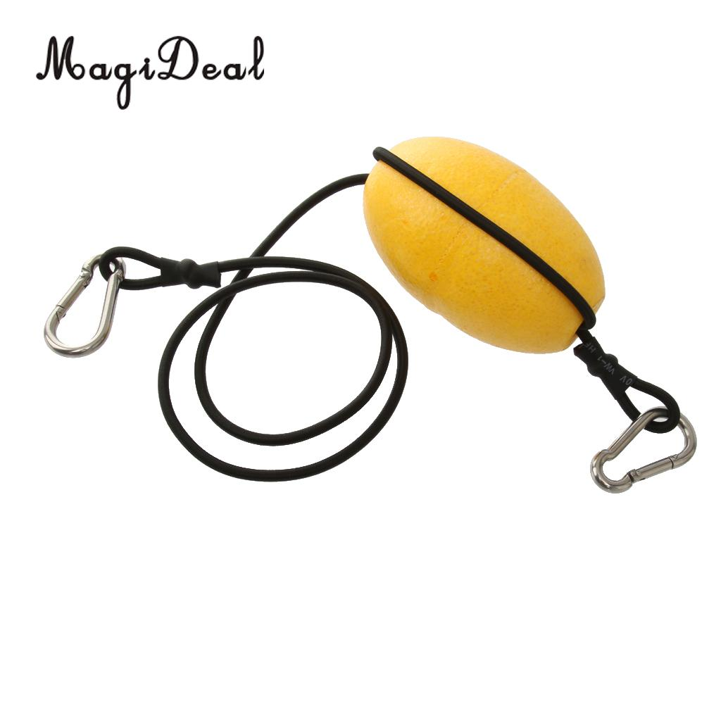 MagiDeal Large 32 'Апельсин PVC Теңіз Анкерлі - Су спорт түрлері - фото 3