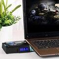 Мини Вакуумные USB Ноутбука Cooler Воздуха Извлечение Охлаждения Выхлопных Вентилятор Кулер Для Ноутбука