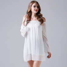 YZ Large Size Womens Blouse 2019 Summer New Sexy Shirt Loose Tops and Chiffon Blouses