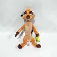 The Lion King TIMON Plush Toy Soft Stuffed Animals 30cm Boys Kids Toys for Children Gifts stuffed toys Doll dolls