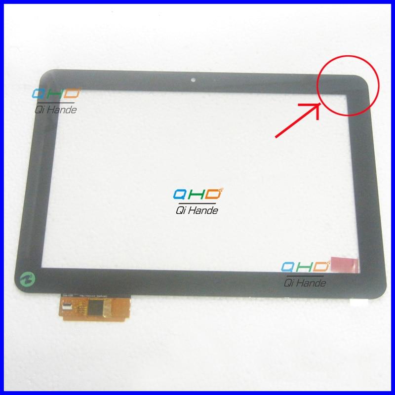 High Quality New 10.1'' inch Mediacom SmartPad 10.1 HD Pro 3G M-MP10PA3G Touch Screen Digitizer Glass Sensor Replacement Parts 10 1 inch mediacom smartpad s2 3g m mp1s2a3g tablet capacitive touch screen digitizer glass touch panel sensor free shipping