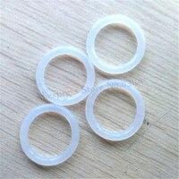 200 O Anéis de Vedação + 20 H Anéis de Vedação + 2 Grande Selo Preto Anéis de Acessórios de Peças De Reposição Para XQ máquina macia do Gelado