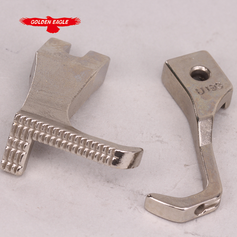 SEWING MACHINE SPARE PARTS ACCESSORIES HIGH QUALITY SEWING PRESSER FOOT For Sewing Machine 601-3/U-193