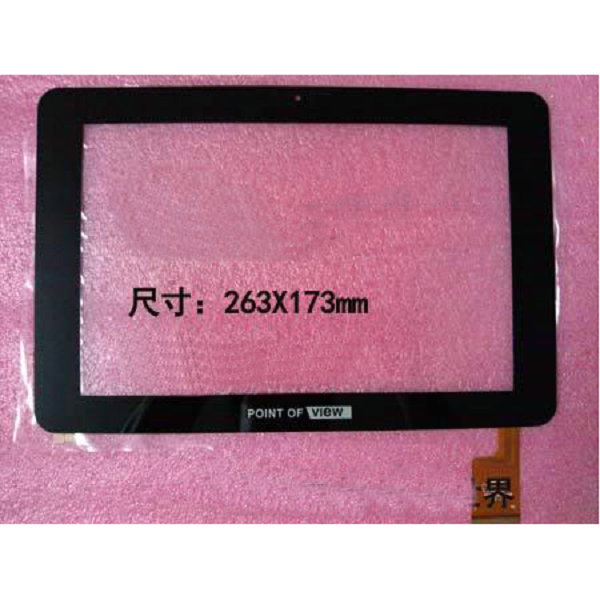 New 10.1 Point of View ProTab 26 XXL IPS TAB-PROTAB26-IPS10 Tablet touch screen panel Digitizer Glass Sensor Free Shipping