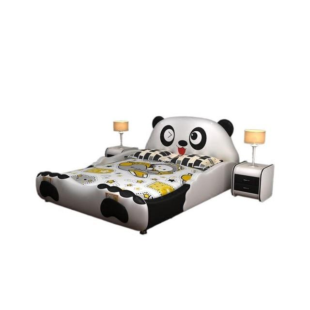 US $498.0 |120 cm X 200 cm 3 formati opzionali per bambini moderni letto  per mobili camera da letto in 120 cm X 200 cm 3 formati opzionali per  bambini ...