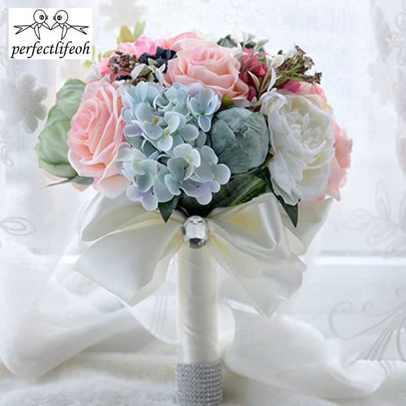 Coral And Pink Wedding Flowers: Perfectlifeoh Wedding Flowers Keepsake Bouquet Bridal