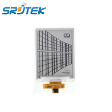 """SRJTEK 4,3 """"zoll LCD Display für Ritmix RBK-200 ebook Zubehör OPM043A2 LCD Screen E-buch Ersatzteile Hohe Qualität"""