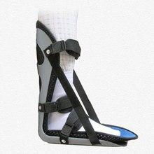 足首のサポート Brac 下垂足スプリントガード捻挫装具骨折足首ため足底筋膜炎ヒール痛み