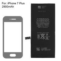 バッテリー携帯電話バッテリーのためiPhone7プラス携帯電話リチウムバッテリー電源容量2900 mah