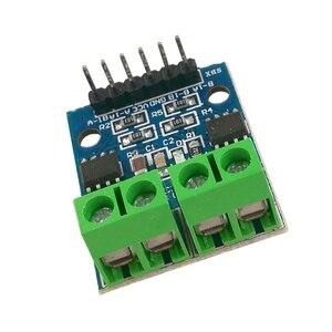 Image 5 - MCIGICM Neue N L9110S modul Dual DC motor Controller Board H brücke Stepper