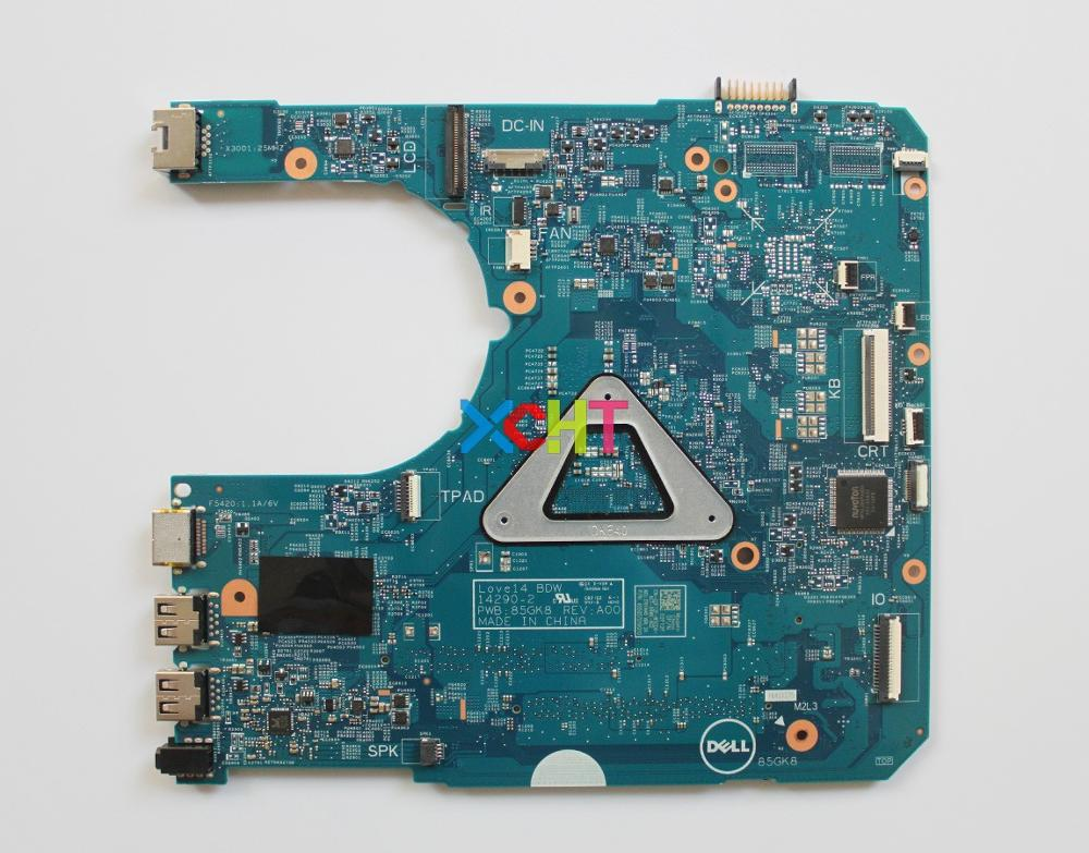 For Dell Latitude 3460 2F12F 02F12F CN 02F12F BDW 14290 2 85GK8 3215U CPU Laptop Motherboard Mainboard Tested & Working Perfect